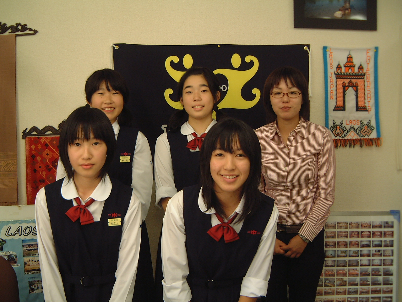 投稿者 toma | 固定リンク  川床中学校、生徒来訪